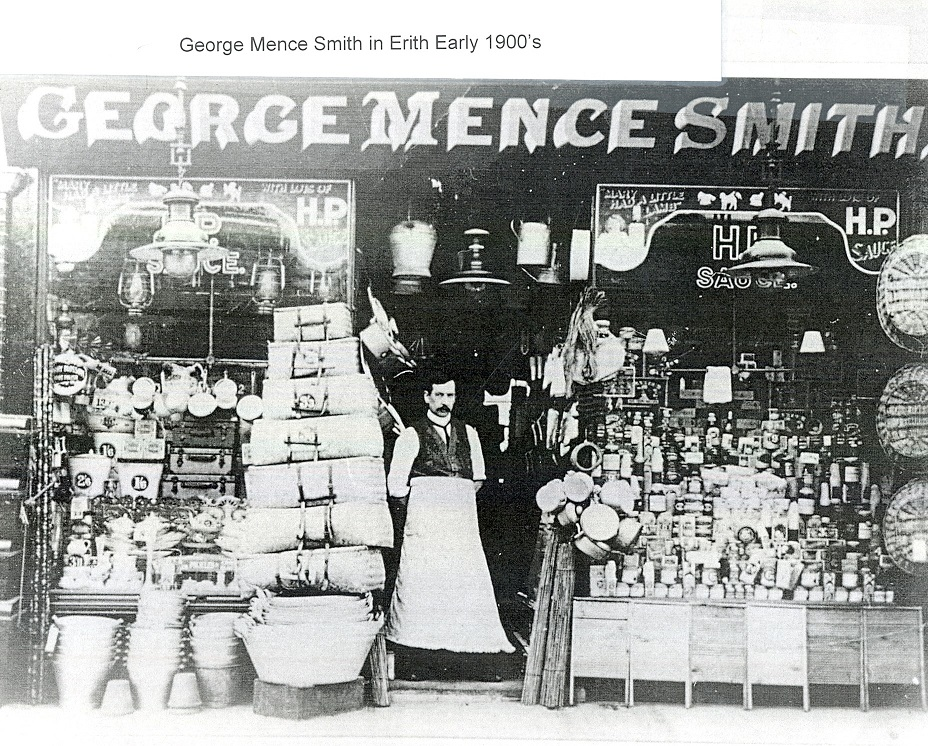 George Mence Smith Erith Early 1900s